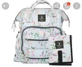 Tas BabyGoinc AEON BackPack Limited Edition Floral HummingBird