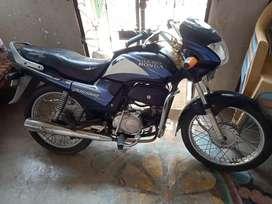 Hero Honda passion plus bike for sale