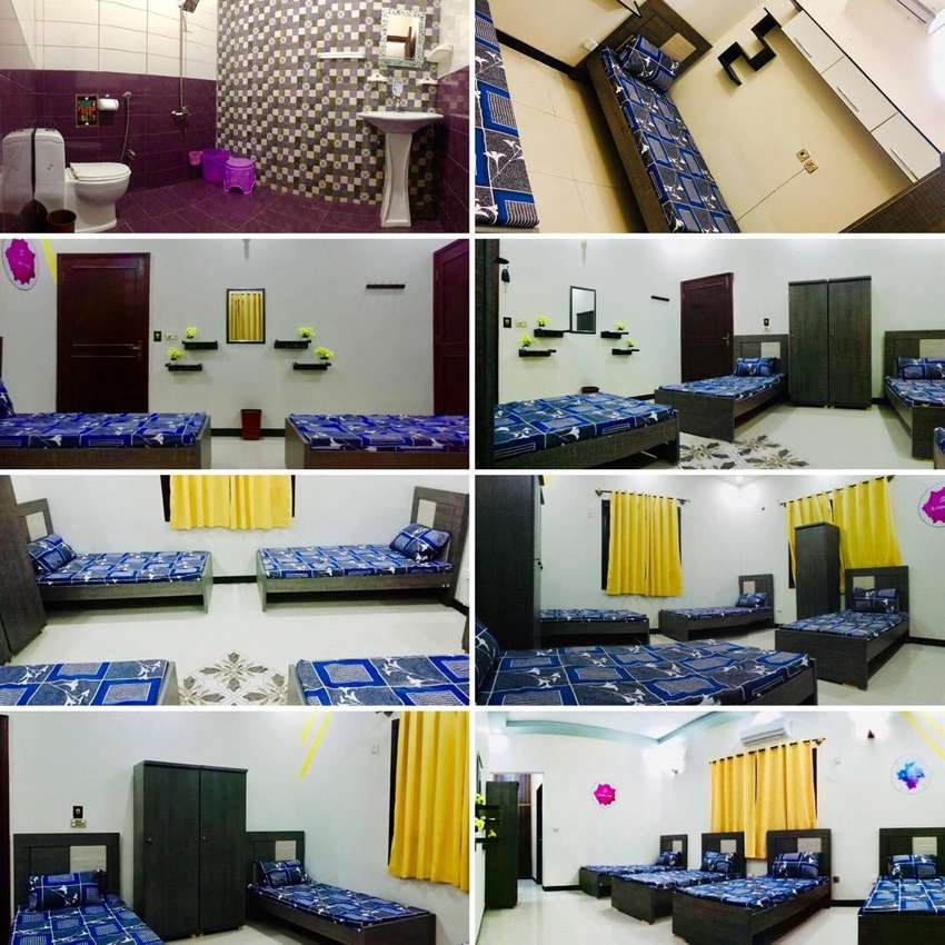 The United Girls Hostel 0