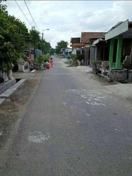 Tanah Jalan Desa Sadartengah Mojoanyar Mojokerto