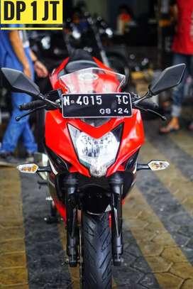 Kawasaki Ninja Mono 250 R 2014,Pajak 5than Baru-Istimewa,Mustika Motor