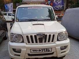 Mahindra Scorpio 2012 Diesel Good Condition