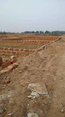 Gharabari Boundary plot sell at sundarpada, BBSR