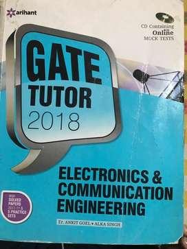 Arihant Gate tutor 2018