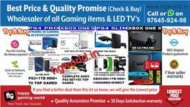 Wholesale PS2|ps3|ps4,Xbox1X|1S|360,Switch,VR-allGamingItems&LED TVs