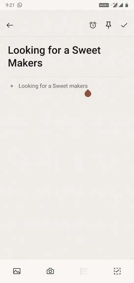 Sweet Makers