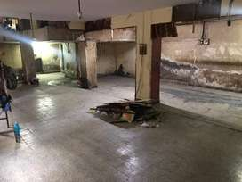 Specious Commercial Showroom For rent In Sion West Near Rly Station