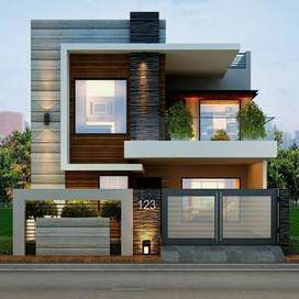 3 bhk duplex as your requirement  in maitri kunj risali