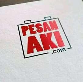 Jual Tukar Tanbah Aki Accu Mobil Garansi Free Delivery