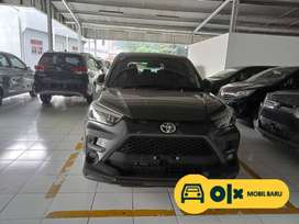 [Mobil Baru] Toyota Raize 2021 ready stock bisa cash maupun credit