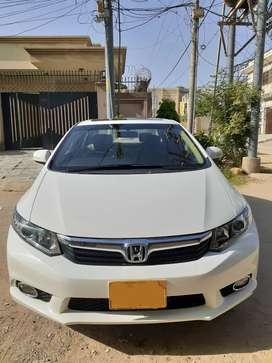 Honda Civic UG 2015 in Excellent Condition