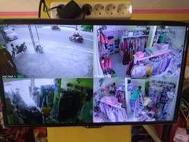 Hasil CCTV Jangkauan luas cocok untuk usaha anda  Spc Canyoon Series