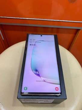 SAMSUNG GALAXY NOTE 10 PLUS AT VERY EXCLUSIVE PRICE