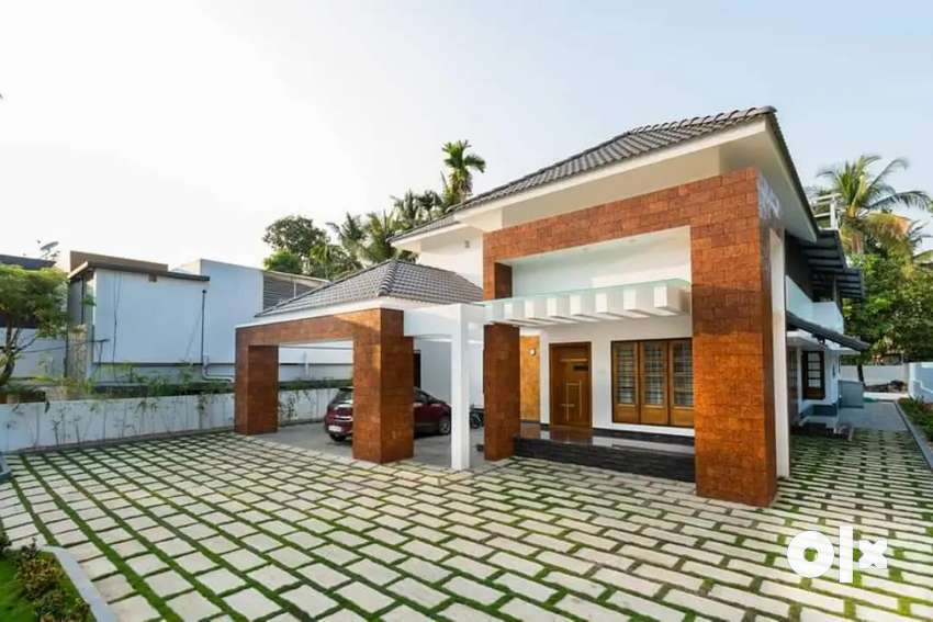 FULLY FURNISHED AC VILLA WITH ALL AMENITIES -PARKING-COOKING FACILITIE 0