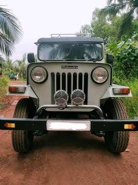 MAHINDRA MDi 2002 Jeep