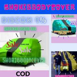 bodycover sarung mantel kerudung selimut mobil 097
