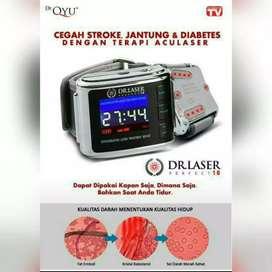 DR.LASER PERFECT 10 alat terapi kesehatan