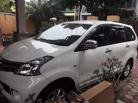 All New Avanza G Th 2013 Airbag