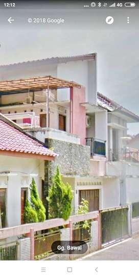 Rumah Mewah 4KT Dekat Landmark Apartemen Mall di Jl Palagan Km 6