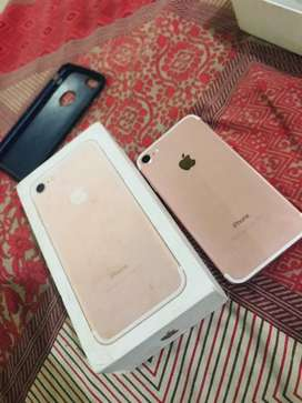 Iphone 7 complete box 10by10 PTA Approved