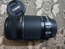 Canon new 55-250mm zoom lens for sale