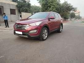 Hyundai Santa Fe 2 WD Automatic, 2015, Diesel