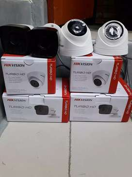 Produk kamera CCTV+instalasi pemasangan sistem online HP