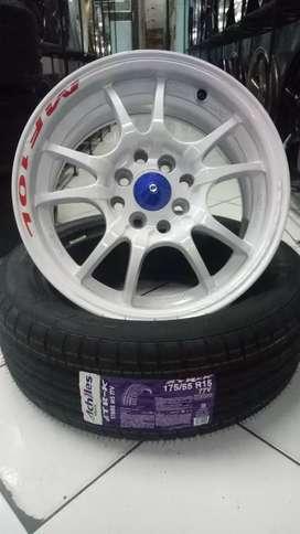 Ada velg racing R15 +ban