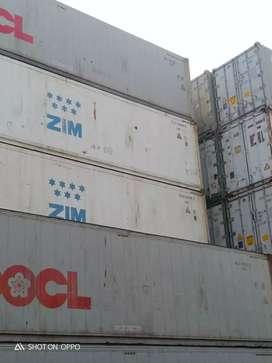 Spesialis Container Kontainer Reefer 20ft 40ft Lengkap Harga Hemat