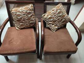 2 Single Seater Sofas for sale