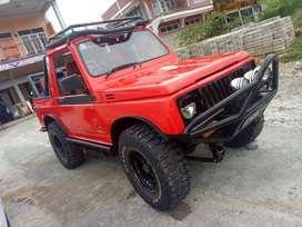 Katana 1984 modif offroad ganteng