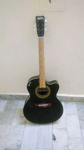 1 YEAR OLD, GIVSON GUITAR