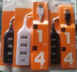 PTC USB HUB 4 PORT / USB HUB 4PORT