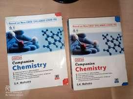 Dinesh Companion Chemistry for Class XI, S.K Malhotra. Vol.1 & Vol.2
