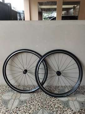 Wheelset roadbike fulcrum racing 900 rim brake plus ban