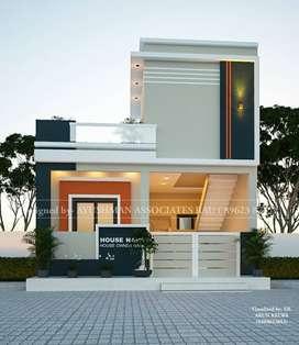 2 BHK House