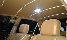 Ganti Kain Plafon Mobil | Modifikasi Plafon Mobil - Otosafe