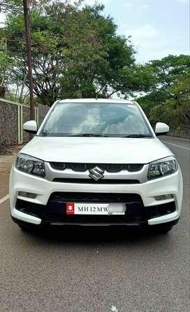 Maruti Suzuki Vitara Brezza LDi Option, 2016, Diesel