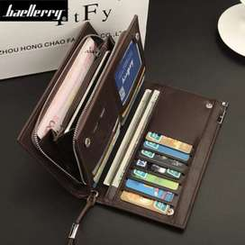 Long Wallet plus mobile pouch / French stuff/ tiktok trending wallet