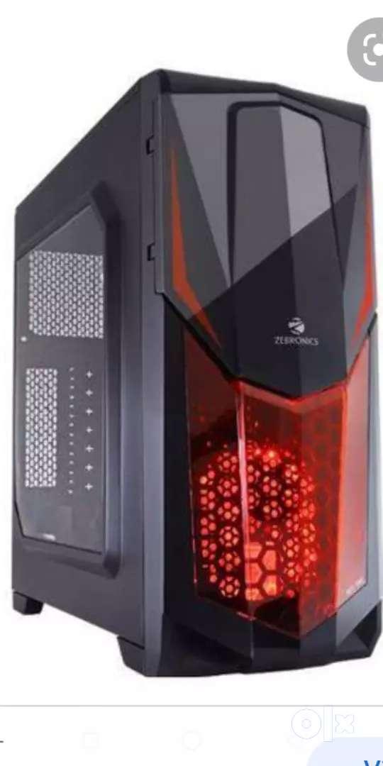 Asus i5 8th gen intel 3.0gh gaming rgb light, 8gb ram,500gb hdd ,128gb