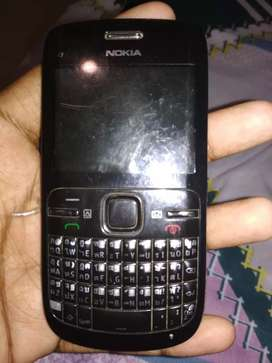 Nokia key pard phone 3g like as blackberry phone