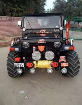 Baba open Jeep modifiers