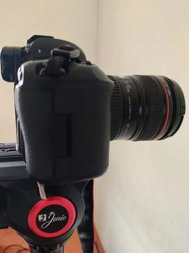 Canon 5D Mark 3  and canon usm 24-105mm f4