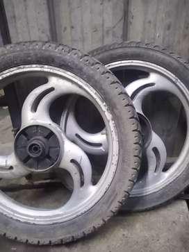 Allow wheel for Rx,fiero,any bikes