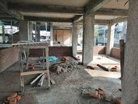 Hatigaon 2bhk under construction flat