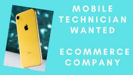 Mobile technician - Wanted