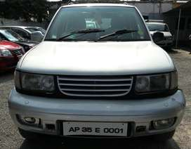 Tata Safari 4x2 EX DICOR BS-III, 2004, Diesel