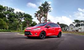 Ford Fiesta A/T S 1600 Siap Liburan Akhir Tahun