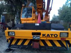 50 Ton Crane for rent on monthly basis