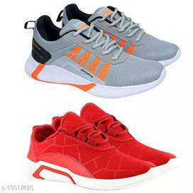 Buy 1 get 1 free Latest Attractive Men sport shoes